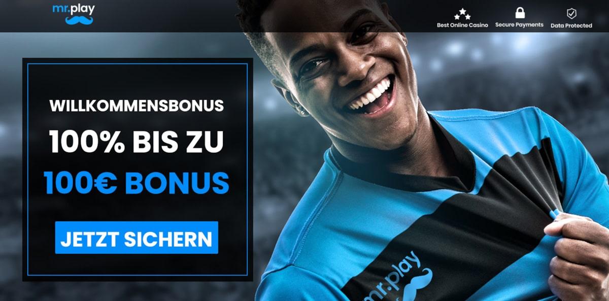Mr. Play Sportwetten Bonus